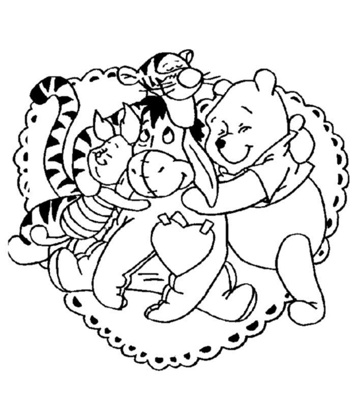Coloriage amour 27 - Image dessin amour ...