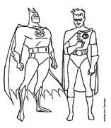 Coloriages Batman 14 Dessins A Imprimer Et A Colorier Pour Enfants