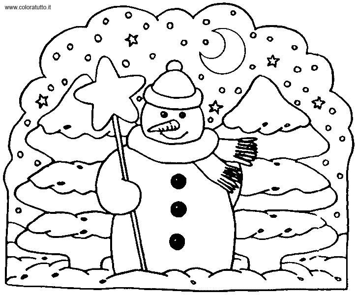 Coloriage hiver 96 - Coloriage hivers ...