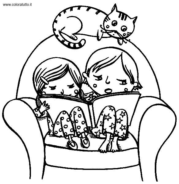 coloriage la journee du livre 480. Black Bedroom Furniture Sets. Home Design Ideas