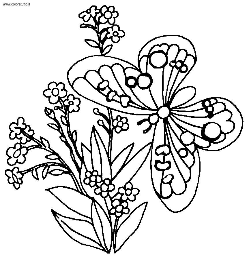 Coloriage printemps 21 - Coloriage mandala printemps ...
