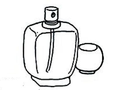 Coloriage salle de bain 4 - Profumo per bagno ...
